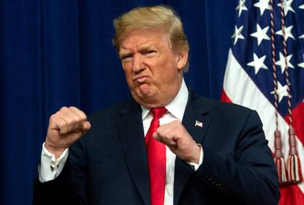 Трамп начал подготовку к реваншу