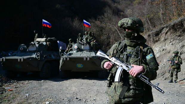 Миротворцы РФ вновь предотвратили операцию спецназа Азербайджана