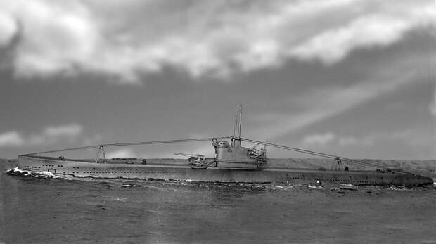 Подводная лодка Л-3
