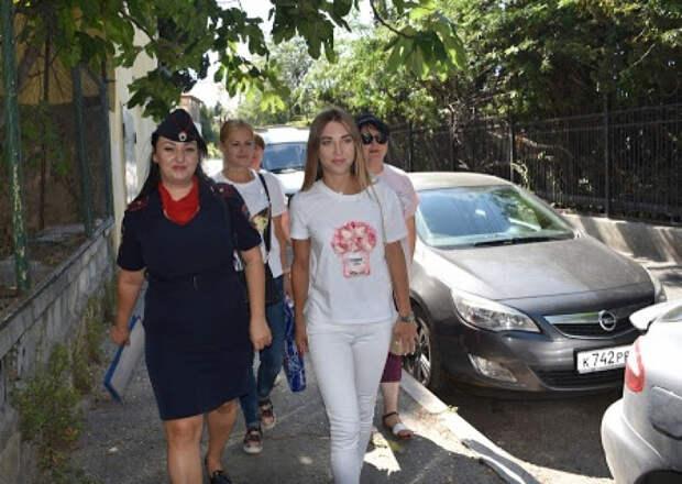На Южном берегу Крыма начались спецрейды по выявлению школьников-прогульщиков