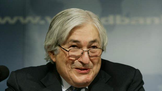 Умер экс-президент Всемирного банка Джеймс Вулфенсон