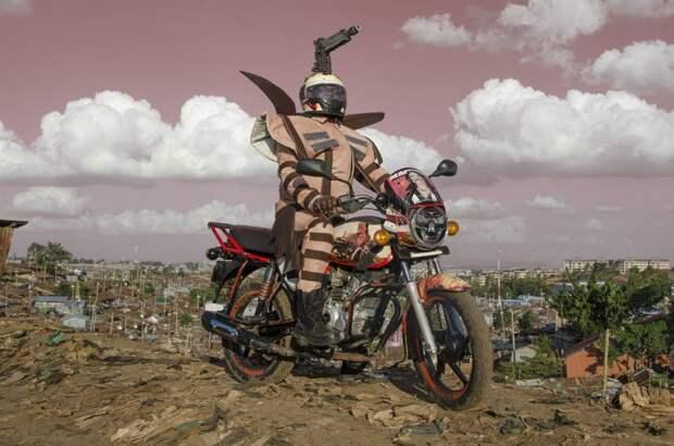 Безумный Макс и другие тюнингованные мототаксисты из Найроби