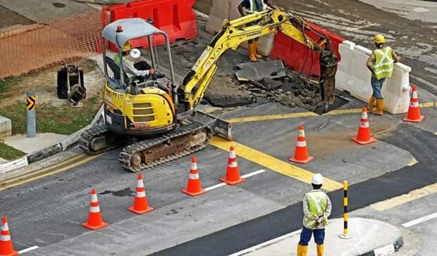 ВРостове назвали причину переноса ремонта улицы Оганова