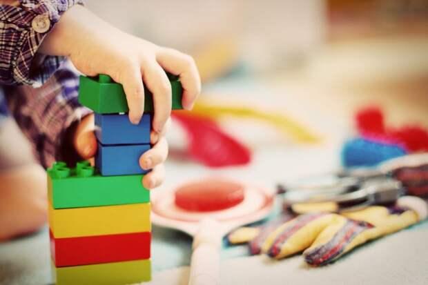 В «Кванте» на Синявинской открылся набор детей в развивающую группу