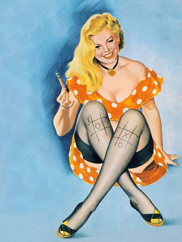 Джентльмены предпочитают блондинок?