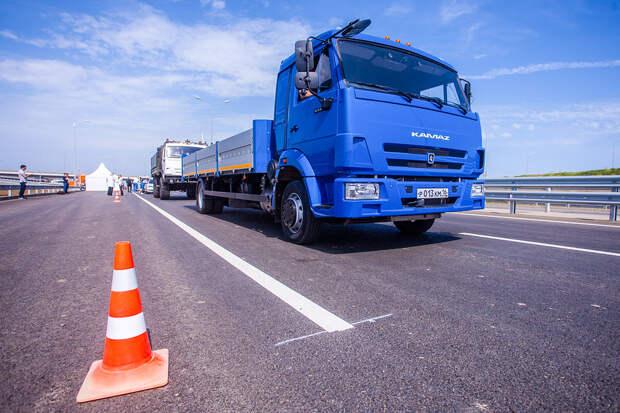 По дорогам Тверской области поедут грузовики-беспилотники