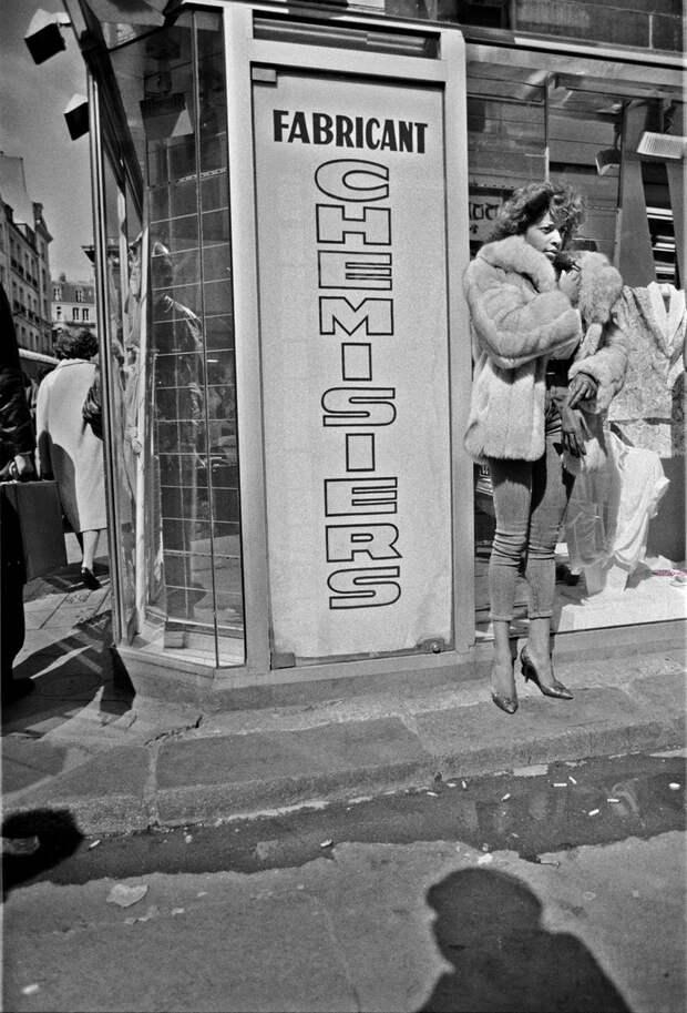 Труженицы секс-индустрии с улицы Сен-Дени. Фотограф Массимо Сормонта 36