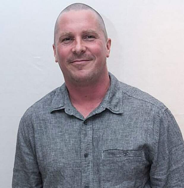 Кристиан Бэйл решил завязать с резкими трансформациями веса