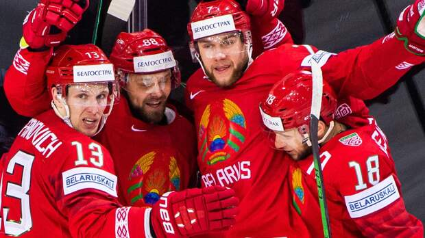 """Власти Латвии """"разрешили"""" брать в заложники белорусских хоккеистов"""