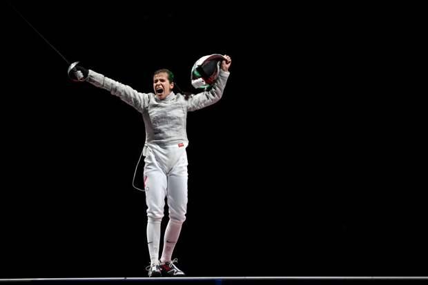 Российские саблистки вырвали золото в командном первенстве Олимпиады