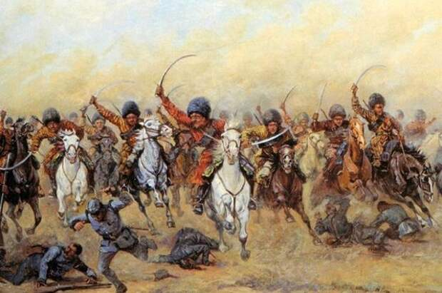 «Дикая» дивизия – элитная часть Российской Императорской Армии