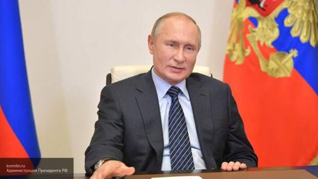 Путин: Донбасс мы не бросим. Несмотря ни на что