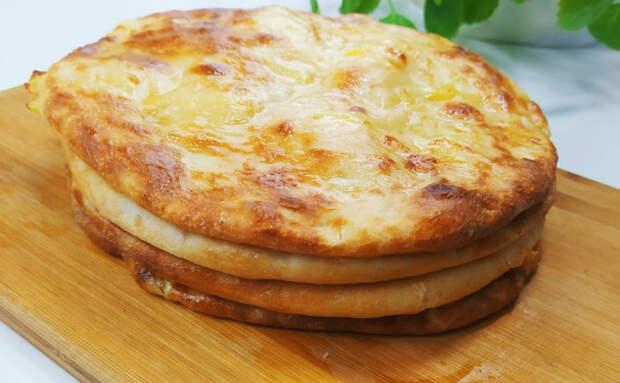 Превратили картошку в хлеб. Добавляем молока и готовим за 20 минут