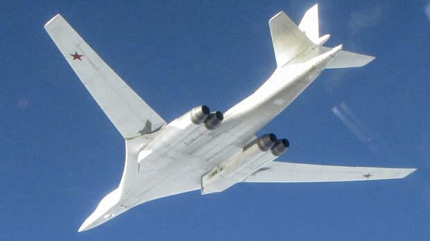 Американцы высмеяли рекордный полет Ту-160