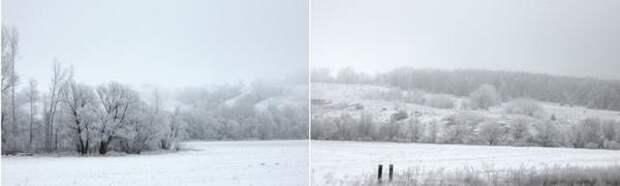 Холмы вокруг нашего селения