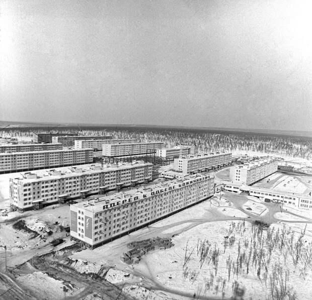 Грандиозные советские проекты за Полярным кругом