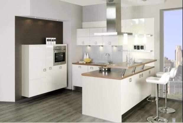 Дизайн кухни с барной стойкой: 45 интерьеров от классики до авангарда