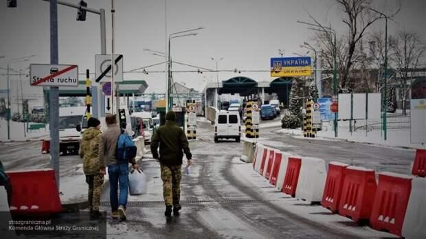 Эксперт Загородний предрек Украине проблемы из-за закрытия границ с ЕС