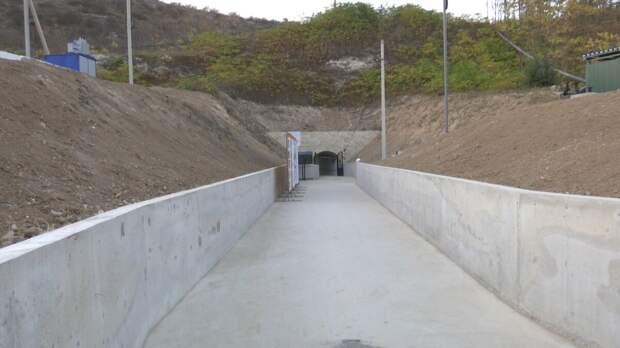 Секретное хранилище в горах Севастополя. Еще один плюс Крыма