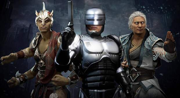 Mortal Kombat 11: Aftermath вышел!