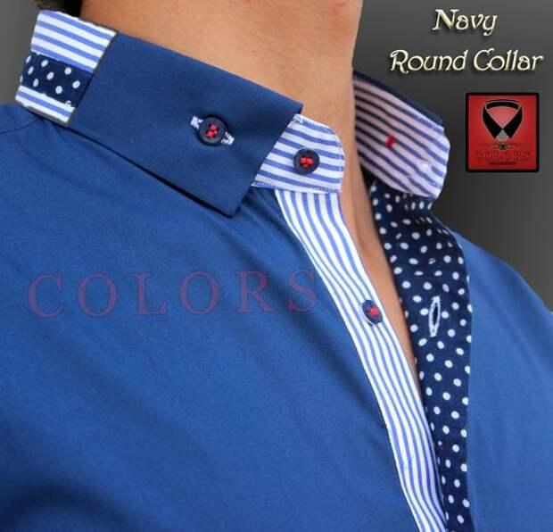 Детали мужских рубашек 2(трафик)