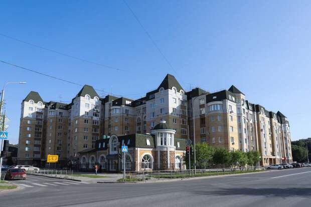 Почем в Тюмени продают квартиру в ЖК «Озерные аркады» на улице Логунова
