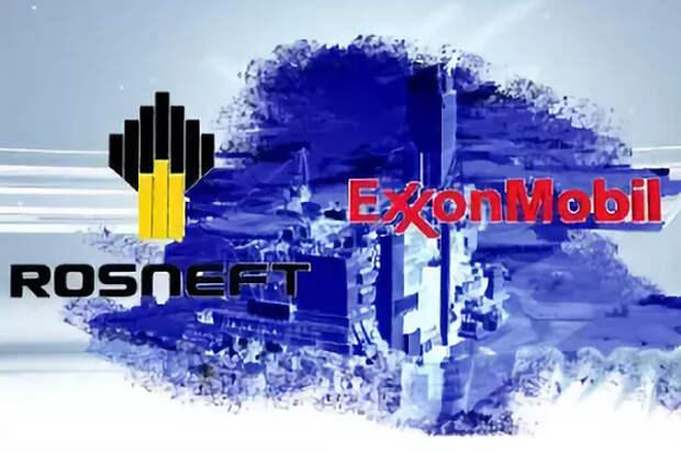 Rosneft_Exxon