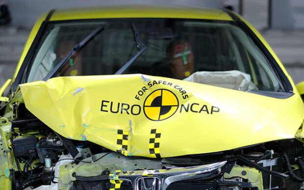 Euro NCAP заподозрил производителей в создании особых машин для краш-тестов