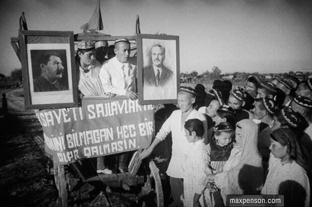 Жизнь Советского Союза в фотографиях. 1917-20-е... Ч.7