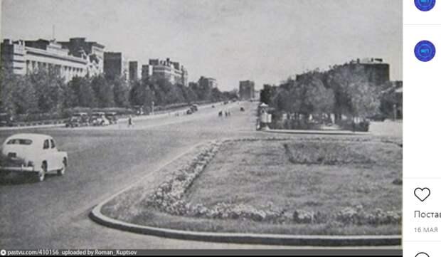 Фото дня: просторная Ленинградка