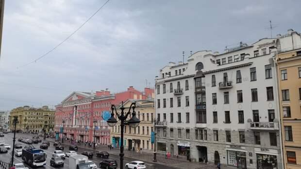 Уходящий североатлантический циклон заберет из Петербурга плохую погоду