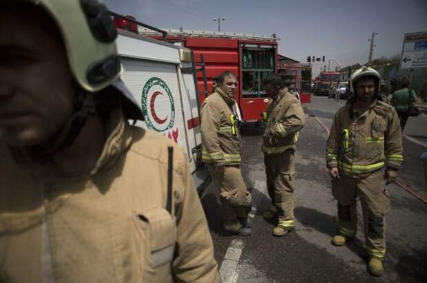 На химзаводе в Иране прогремел взрыв