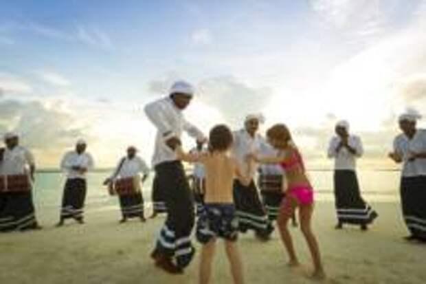 Kurumba Maldives. Детские удовольствия