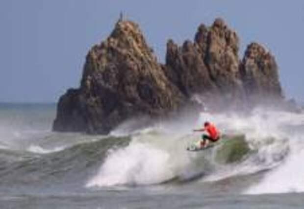 Всемирные игры по сёрфингу 2019 в Миядзаки