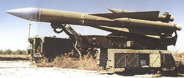 Советские боевые машины. С-200 в Ираке