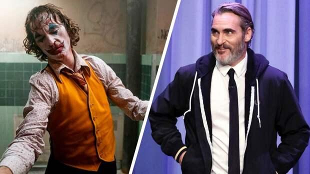 Диета для Джокера. Как актер Хоакин Феникс похудел на24 кгради роли суперзлодея