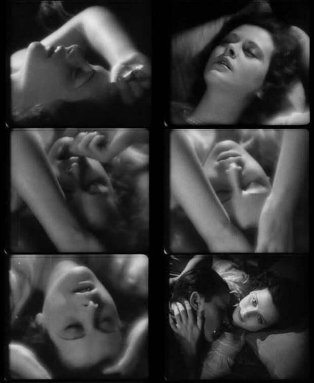 Первая эротика в мировом кино
