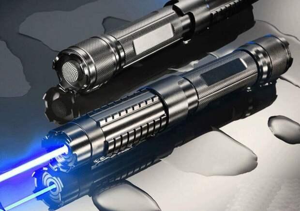 Лазерная указка — эффективное средство сигнализации, игрушка, забавный сувенир