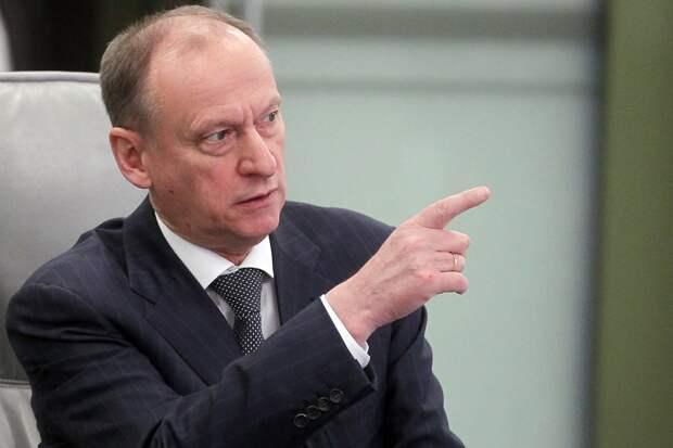 Диверсанты не дремлют: Заявление Патрушева о подрывной деятельности Запада в отношении России