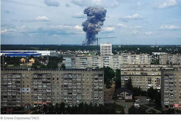 Число пострадавших от взрыва в Дзержинске увеличилось до 38 человек