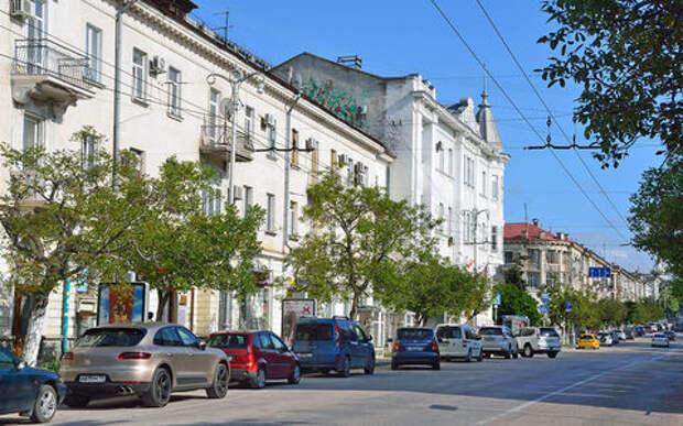 В России есть три столицы: московские штрафы предложили ввести в Севастополе