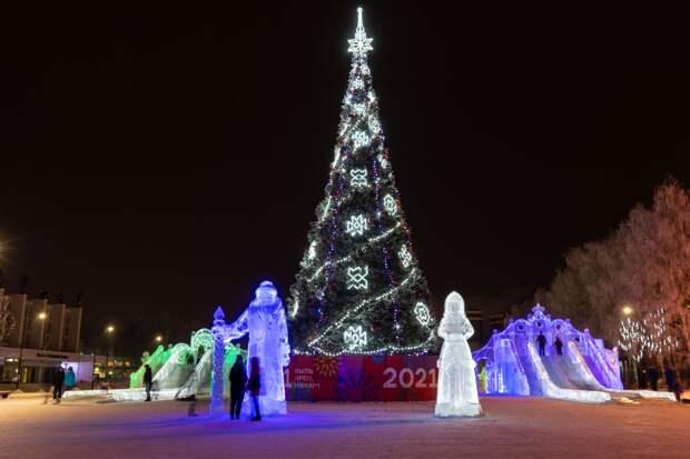В Удмуртии за порядком в новогодние праздники будут следить полтысячи правоохранителей