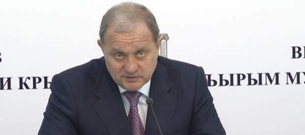 Не ввели военное положение – Могилев объяснил потерю Крыма