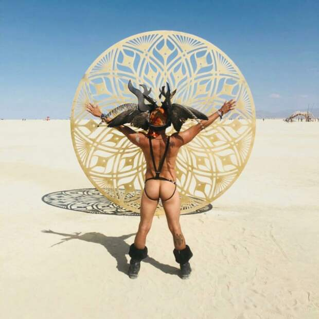 Костюмы Burning Man 2018 часть 2