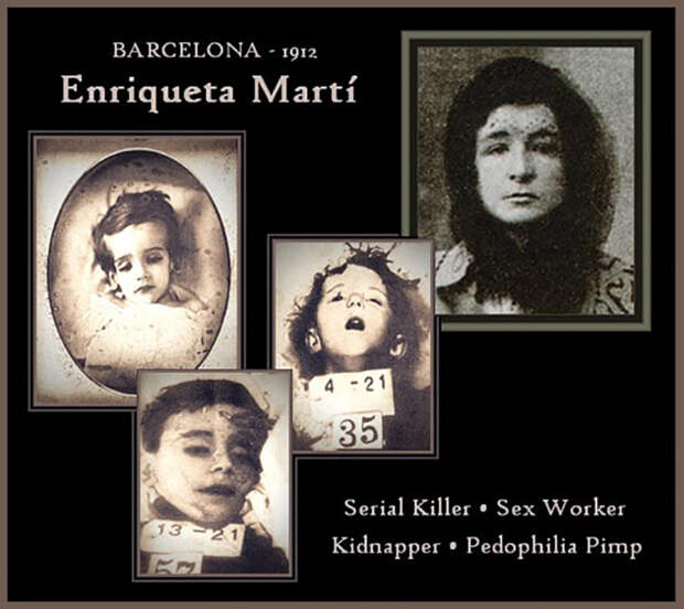 Маньяк из Барселоны: Почему Энрикета Марти украла и зверски лишила жизни 40 детей