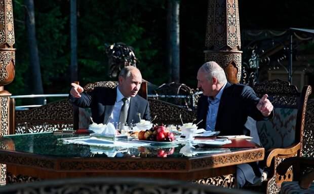 Росси «оставит» Белоруссии  млрд