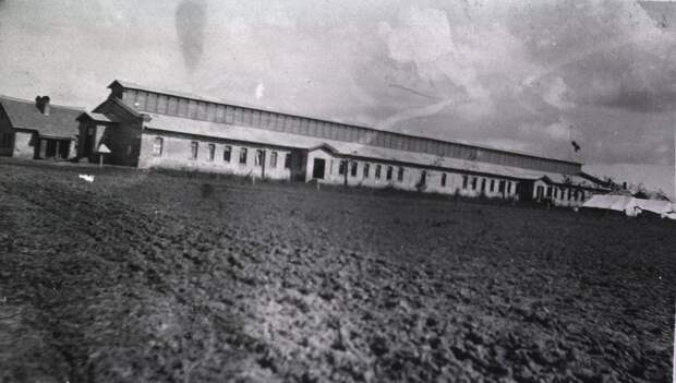 Госпиталь № 2 общины сестер милосердия Св. Георгия. Внешний вид здания
