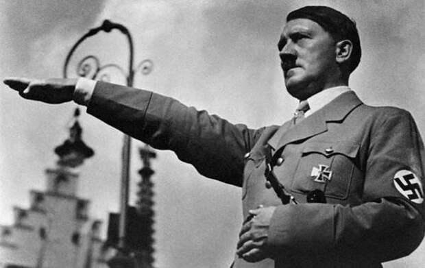 Оккультное окружение Адольфа Гитлера
