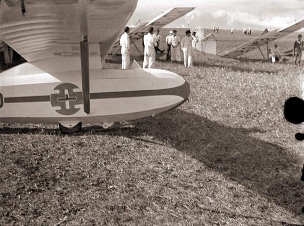 Sportflugzeugbau Goeppingen Glider, 1930s Japan