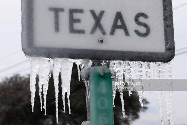 Texas Struggles
